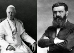 Roman Catholicism and Zionism Are Irreconcilable